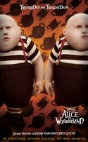 Alice in Wonderland movie poster (2010) picture MOV_609f299b