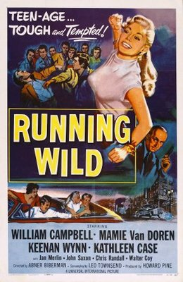 Running Wild movie poster (1955) poster MOV_60a9da0d