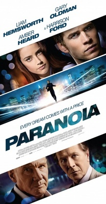 Paranoia movie poster (2013) poster MOV_60b16175