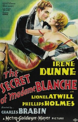 The Secret of Madame Blanche movie poster (1933) poster MOV_60b76502