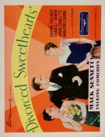 Divorced Sweethearts movie poster (1930) picture MOV_60bbc54b