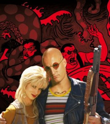 Natural Born Killers movie poster (1994) poster MOV_60c7c9b3