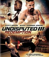 Undisputed 3 movie poster (2009) picture MOV_60cb9885