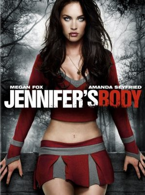 Jennifer's Body movie poster (2009) poster MOV_60dce348