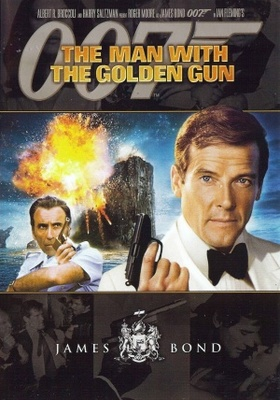 The Man With The Golden Gun movie poster (1974) poster MOV_60e0c95b