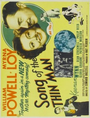 Song of the Thin Man movie poster (1947) poster MOV_60e660fc