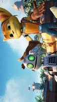 Ratchet and Clank movie poster (2015) picture MOV_60ed9410