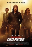 Mission: Impossible - Ghost Protocol movie poster (2011) picture MOV_60f2d489