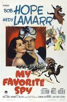 My Favorite Spy movie poster (1951) picture MOV_60faaf7d