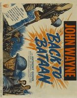 Back to Bataan movie poster (1945) picture MOV_a272fbe2