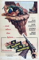 A Bullet Is Waiting movie poster (1954) picture MOV_21dc2af1