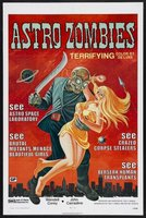 The Astro-Zombies movie poster (1969) picture MOV_611450d6