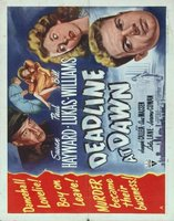 Deadline at Dawn movie poster (1946) picture MOV_61156ead