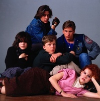 The Breakfast Club movie poster (1985) picture MOV_611d1499