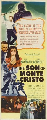The Son of Monte Cristo movie poster (1940) poster MOV_611d3141