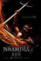Immortals movie poster (2011) picture MOV_611e0b1d