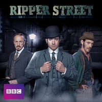 Ripper Street movie poster (2012) picture MOV_61239f25