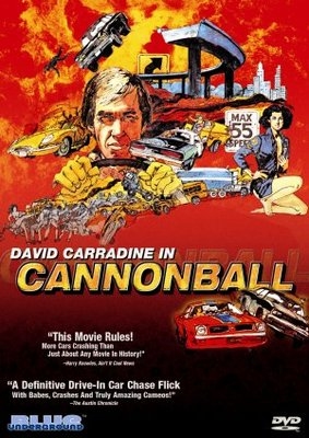 Cannonball! movie poster (1976) poster MOV_612bf56c