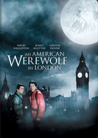 An American Werewolf in London movie poster (1981) picture MOV_61319e36
