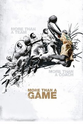 More Than a Game movie poster (2008) poster MOV_6135fc70
