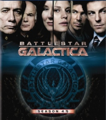 Battlestar Galactica movie poster (2004) poster MOV_613ff059