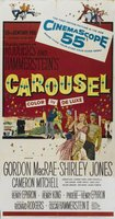 Carousel movie poster (1956) picture MOV_614496e7