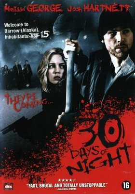 30 Days of Night movie poster (2007) poster MOV_61460e2a