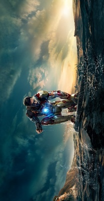 Iron Man 3 movie poster (2013) poster MOV_614735bb