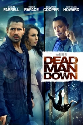 Dead Man Down movie poster (2013) poster MOV_614f3c3d