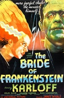 Bride of Frankenstein movie poster (1935) picture MOV_6150ac44