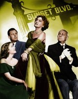 Sunset Blvd. movie poster (1950) picture MOV_61538b77