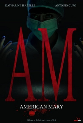 American Mary movie poster (2011) poster MOV_61590829