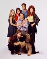 Married with Children movie poster (1987) picture MOV_615b6777