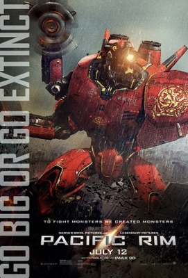Pacific Rim movie poster (2013) poster MOV_616a2dcd