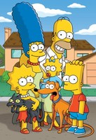 The Simpsons movie poster (1989) picture MOV_616ba83d