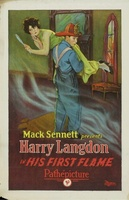 His First Flame movie poster (1927) picture MOV_616e9788