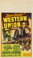 Western Union movie poster (1941) picture MOV_6171f054