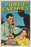 Public Enemies movie poster (1941) picture MOV_61730d05