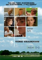 5 Time Champion movie poster (2011) picture MOV_617633b3