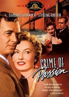 Crime of Passion movie poster (1957) picture MOV_617e5408