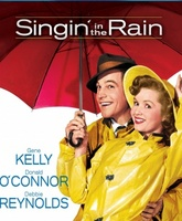 Singin' in the Rain movie poster (1952) picture MOV_617f8d35