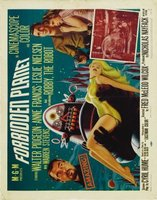 Forbidden Planet movie poster (1956) picture MOV_61865eca