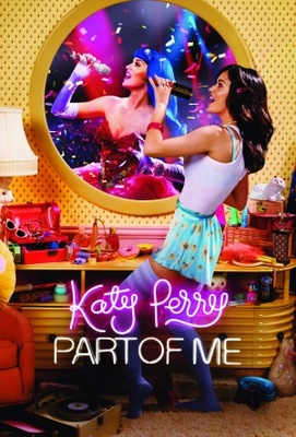 Katy Perry: Part of Me movie poster (2012) poster MOV_61880f39