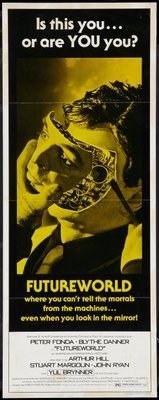 Futureworld movie poster (1976) poster MOV_618ac978