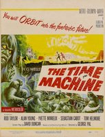 The Time Machine movie poster (1960) picture MOV_618b10ab