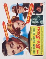 The Big Steal movie poster (1949) picture MOV_6191ae0b