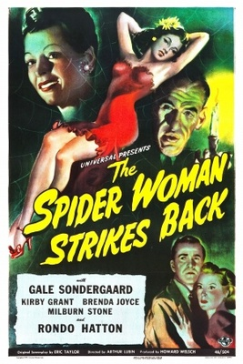 The Spider Woman Strikes Back movie poster (1946) poster MOV_61937c5c