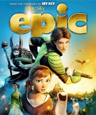 Epic movie poster (2013) poster MOV_61942f94