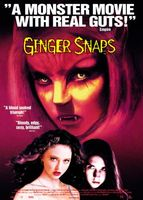 Ginger Snaps movie poster (2000) picture MOV_61a16f87