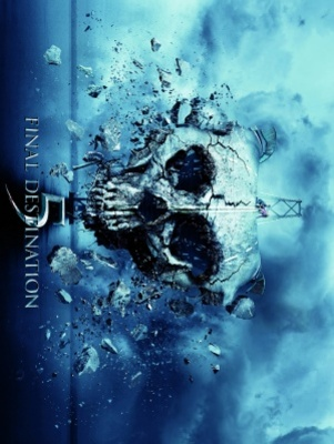 Final Destination 5 movie poster (2011) poster MOV_61a6486c